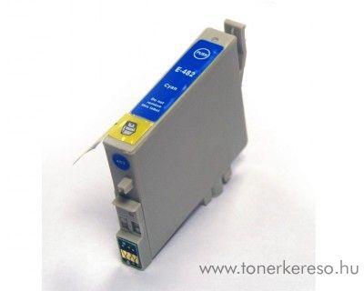 Epson Photo R200/R300/RX500 cyan tintapatron GGT048C Epson Stylus Photo RX500 tintasugaras nyomtatóhoz