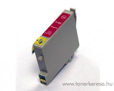Epson Photo R200/R300/RX500 magenta tintapatron GGT048M Epson Stylus Photo RX500 tintasugaras nyomtatóhoz