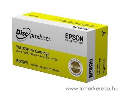Epson S020451 eredeti yellow tintapatron C13S020451 Epson Discproducer PP-100 tintasugaras nyomtatóhoz
