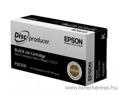 Epson S020452 eredeti fekete black tintapatron C13S020452 Epson Discproducer PP-50 tintasugaras nyomtatóhoz