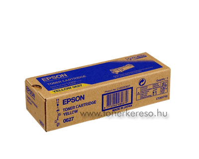 Epson toner S050627 yellow