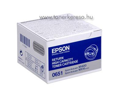 Epson toner S050651 Epson Aculaser MX14 MFP lézernyomtatóhoz