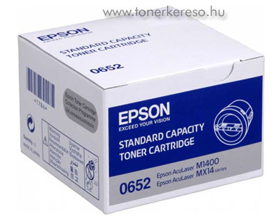Epson toner S050652 Epson Aculaser MX14 MFP lézernyomtatóhoz