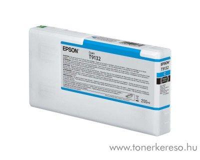 Epson SC-P5000 STD eredeti cyan tintapatron T913200