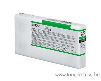 Epson SC-P5000 STD eredeti green tintapatron T913B00 Epson SureColor SC-P5000 STD tintasugaras nyomtatóhoz