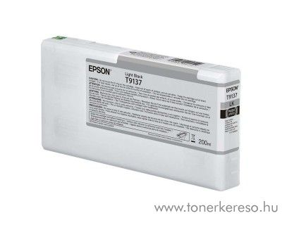 Epson SC-P5000 STD eredeti light black tintapatron T913700