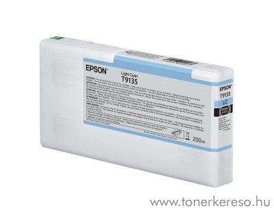 Epson SC-P5000 STD eredeti light cyan tintapatron T913500