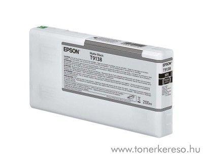 Epson SC-P5000 STD eredeti matte black tintapatron T913800