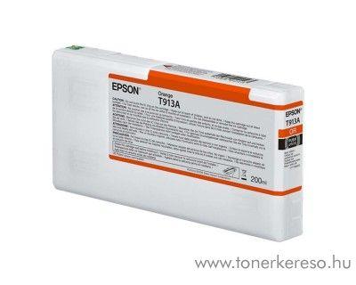 Epson SC-P5000 STD eredeti orange tintapatron T913A00