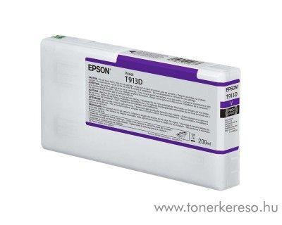 Epson SC-P5000 STD eredeti violet tintapatron T913D00