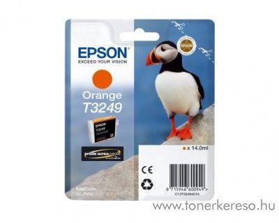Epson SureColor SC-P400 eredeti orange tintapatron T32494010