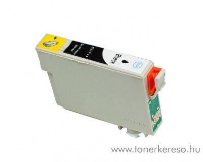 Epson T0711 fekete utángyártott tintapatron OB Epson Stylus Office BX310FN tintasugaras nyomtatóhoz