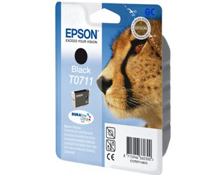 Epson Tintapatron T071140 Epson Stylus Office BX310FN tintasugaras nyomtatóhoz