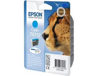 Epson Tintapatron T071240 Epson Stylus Office BX310FN tintasugaras nyomtatóhoz
