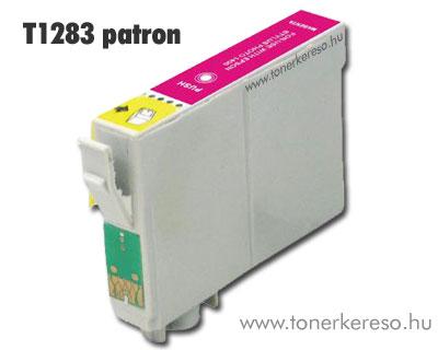 OP Epson T1283 magenta utángyártott tintapatron (SX130/SX425) Epson Stylus SX445W tintasugaras nyomtatóhoz