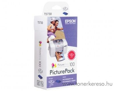Epson T5730 eredeti picture pack tintapatron C13T573040