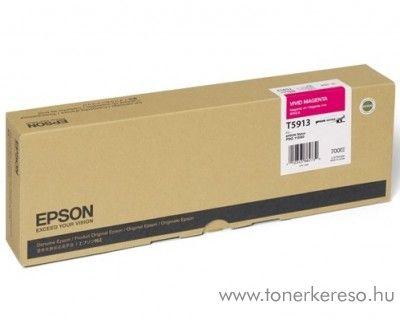 Epson T5913 magenta eredeti tintapatron C13T591300 Epson Stylus Pro 11880 tintasugaras nyomtatóhoz