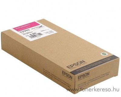 Epson T5963 eredeti magenta tintapatron C13T596300 Epson Stylus Pro 9890 SpectroProofer tintasugaras nyomtatóhoz