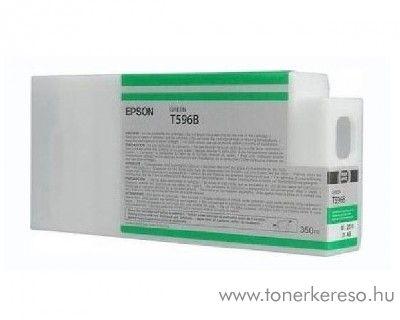 Epson T596B eredeti green tintapatron C13T596B00 Epson Stylus Pro 7900 Spectro Proofer UV tintasugaras nyomtatóhoz