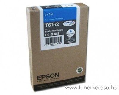Epson T6162 eredeti cyan tintapatron C13T616200 Epson Business inkjet B500DN tintasugaras nyomtatóhoz