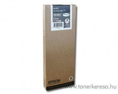 Epson T6181 eredeti black extra high tintapatron C13T618100 Epson B-510DN tintasugaras nyomtatóhoz