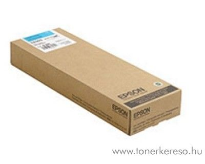 Epson T6365 eredeti light cyan tintapatron C13T636500 Epson Stylus Pro 9890 SpectroProofer UV tintasugaras nyomtatóhoz