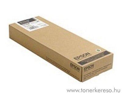 Epson T6368 eredeti matt fekete black tintapatron C13T636800 Epson Stylus Pro 9890 SpectroProofer tintasugaras nyomtatóhoz