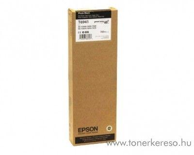 Epson T6941 eredeti photo fekete black tintapatron C13T694100 Epson SureColor SC-T7000 tintasugaras nyomtatóhoz