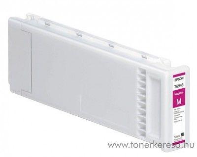 Epson T6943 eredeti magenta tintapatron C13T694300 Epson SureColor SC-T7000 tintasugaras nyomtatóhoz