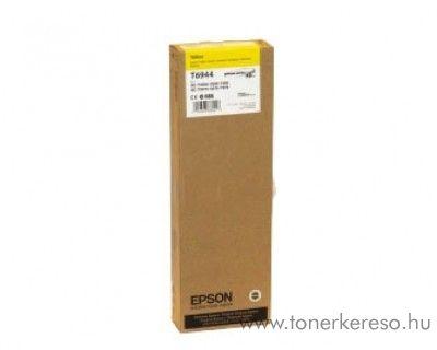 Epson T6944 eredeti yellow tintapatron C13T694400 Epson SureColor SC-T7000 tintasugaras nyomtatóhoz