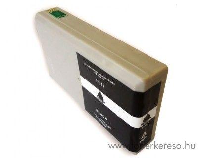 Epson T7011XXL Bk fekete nagykapacitású utángyártott tintapatron Epson WorkForce Pro WP-4015DN tintasugaras nyomtatóhoz