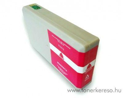 Epson T7013XXL magenta nagykapacitású utángyártott tintapatron Epson WorkForce Pro WP-4015DN tintasugaras nyomtatóhoz