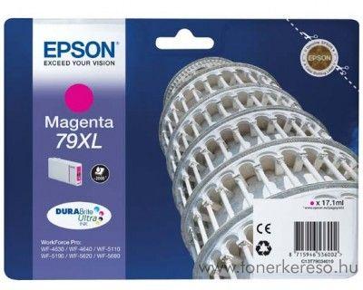 Epson T7903 eredeti magenta nagykap. tintapatron C13T79034010