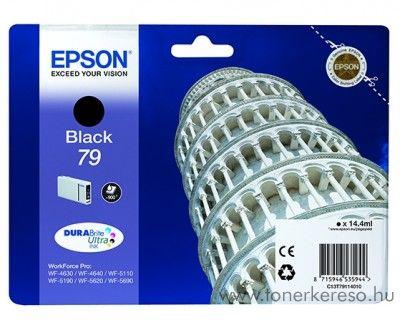 Epson T7911 eredeti fekete tintapatron C13T79114010