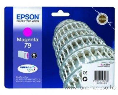 Epson T7913 eredeti magenta tintapatron C13T79134010