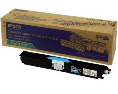 Epson Toner S050560 cyan Epson AcuLaser CX16DTNF lézernyomtatóhoz
