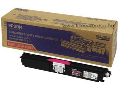 Epson Toner S050559 magenta Epson AcuLaser C1600 lézernyomtatóhoz