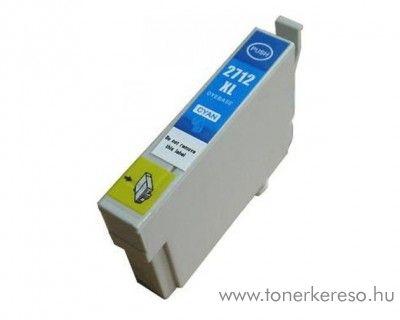 Epson WF-3620DWF utángyártott cyan tintapatron OBET2712 Epson WorkForce WF-3620DWF tintasugaras nyomtatóhoz