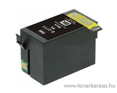 Epson WF-3620DWF utángyártott fekete tintapatron OBET2711 Epson WorkForce WF-3620DWF tintasugaras nyomtatóhoz
