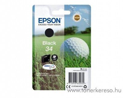 Epson WF-3720DWF eredeti black tintapatron T34614010 Epson WorkForce Pro WF-3720DWF tintasugaras nyomtatóhoz