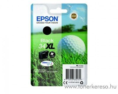 Epson WF-3720DWF eredeti black tintapatron T34714010