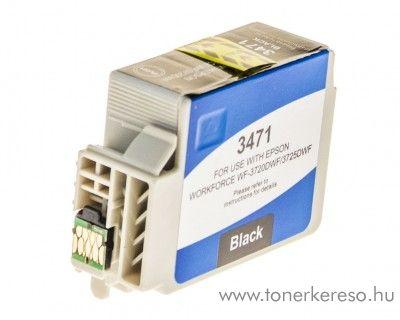 Epson WF-3720DWF utángyártott fekete tintapatron GGET3471