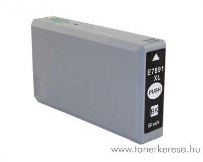 Epson WF-5110DW utángyártott black tintapatron OBET7891B Epson WorkForce Pro WF-5190DW tintasugaras nyomtatóhoz