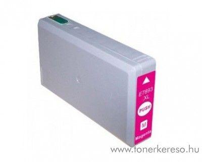 Epson WF-5110DW utángyártott magenta tintapatron OBET7893M