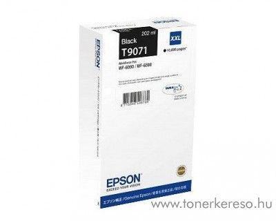 Epson WF-6090/6590 (T9071) eredeti black tintapatron T907140 WorkForce Pro WF-6090D2TWC tintasugaras nyomtatóhoz