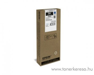 Epson WF-C5210DW/C5290DW eredeti black tintapatron T946140 Epson WorkForce Pro WF-C5290DW BAM tintasugaras nyomtatóhoz