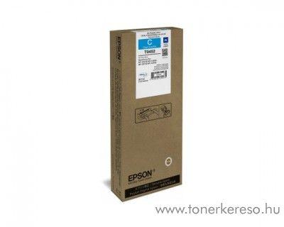 Epson WF-C5210DW/C5290DW eredeti cyan tintapatron T945240 Epson WorkForce Pro WF-C5210DW tintasugaras nyomtatóhoz