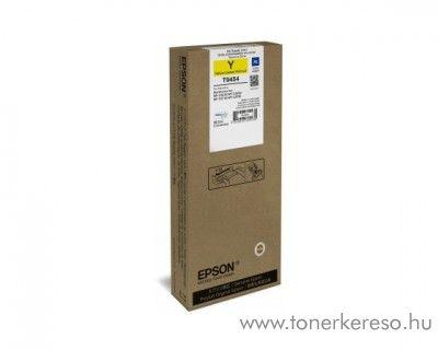 Epson WF-C5210DW/C5290DW eredeti yellow tintapatron T944440 Epson WorkForce Pro WF-C5790DWF BAM tintasugaras nyomtatóhoz