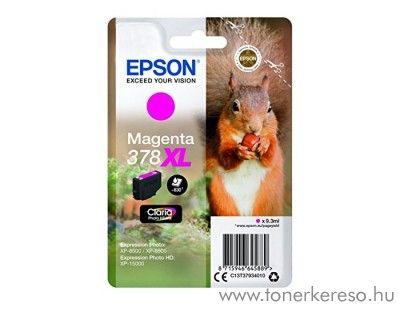 Epson XP-15000/XP-8500 eredeti magenta tintapatron T37934010 Epson Expression Photo HD XP-15000 tintasugaras nyomtatóhoz