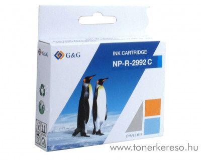 Epson XP-235/335 (29XL) utángyártott cyan tintapatron GGET2992 Epson Expression Home XP-445 tintasugaras nyomtatóhoz